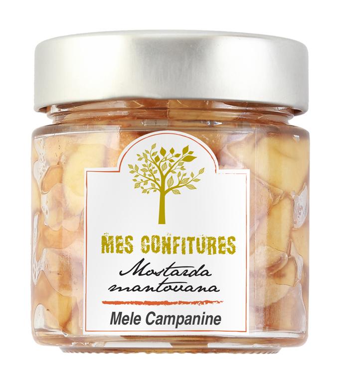 Mostarda di mele campanine consorzio mangiamoitaliano for Mostarda di mele mantovana